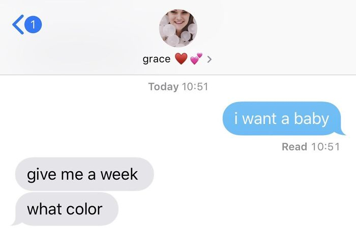"50 Of The Best Responses To The ""Text Your Boyfriend 'I Want"