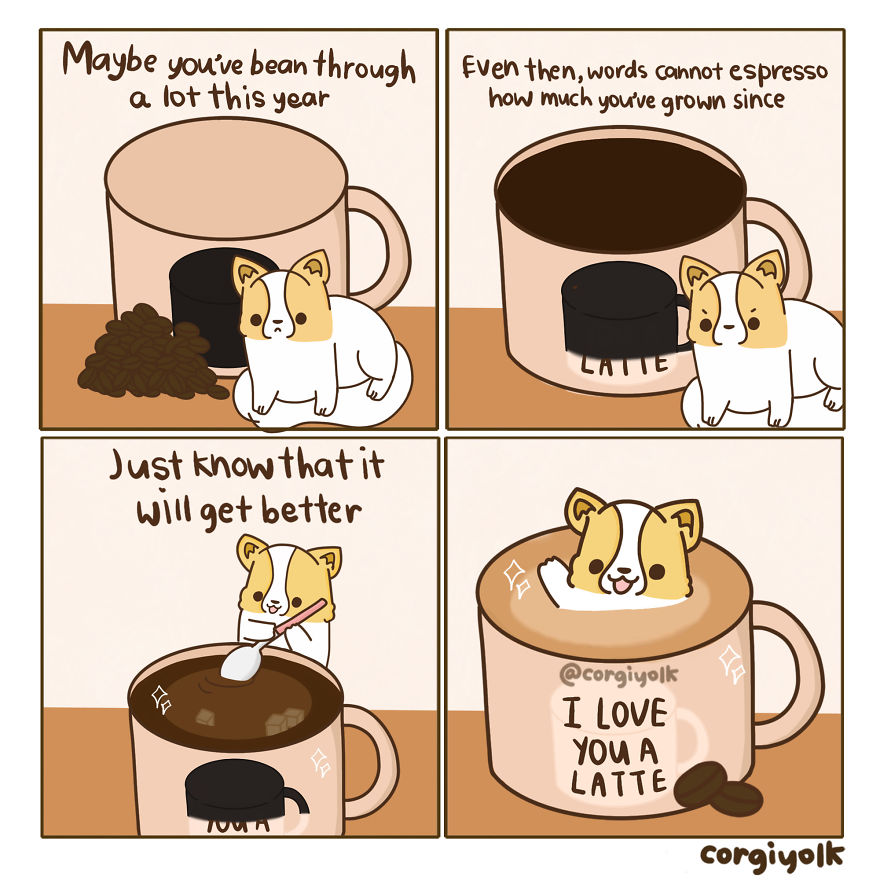 I Love You A Latte