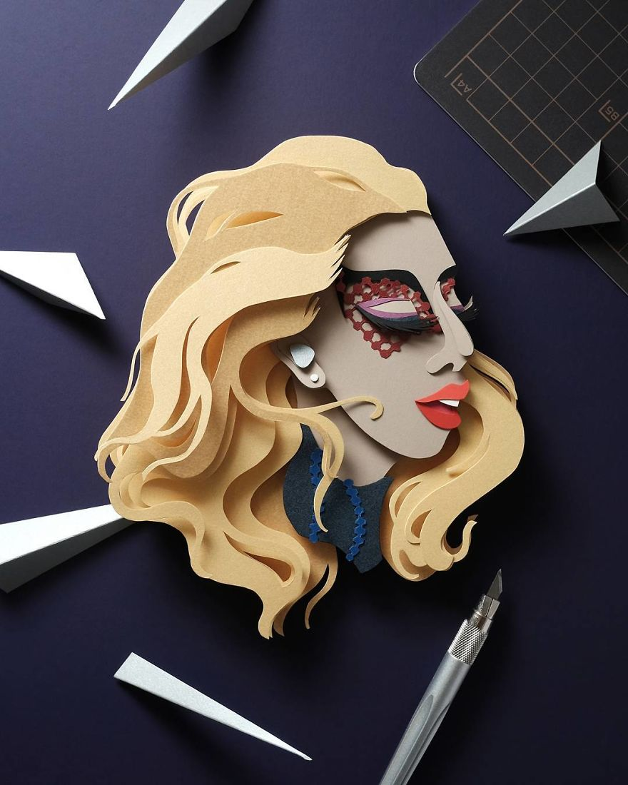 Get To Know The Sculptures Of Sensational Paper Cutouts Of John Ed De Vera