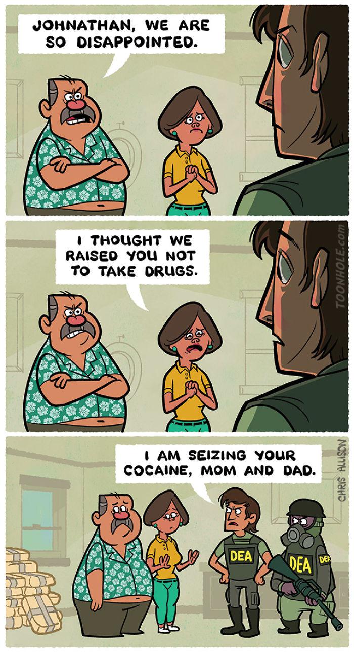 Don't Take Drugs