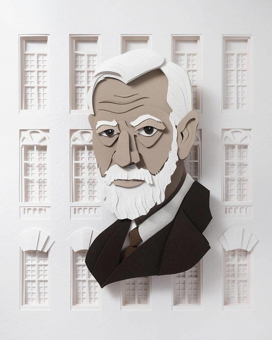 Get To Know The Sculptures Of Sensational Paper Cutouts Of John Ed De Vera