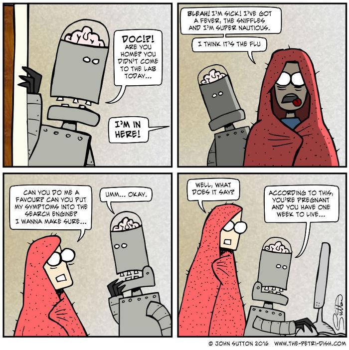 Hypochondriac Hardware