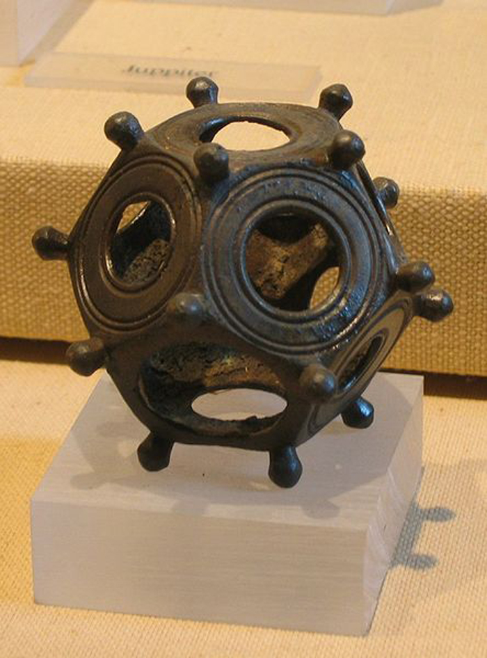 Rome Dodecahedron