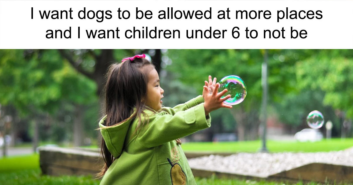 People Who Prefer Pets Over Kids Are Creating Funny Memes That Explain  Their Choice | Bored Panda