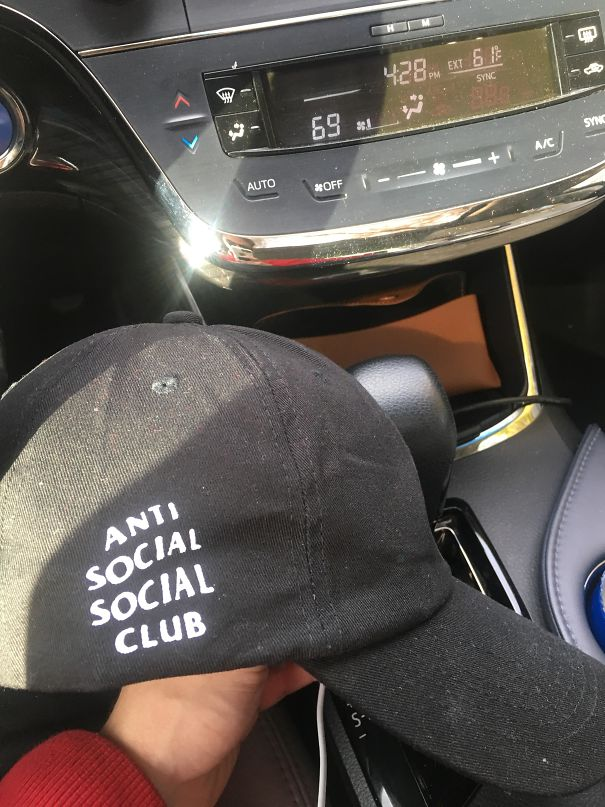 As An Uber/Lyft Driver, This Hat Works Wonders