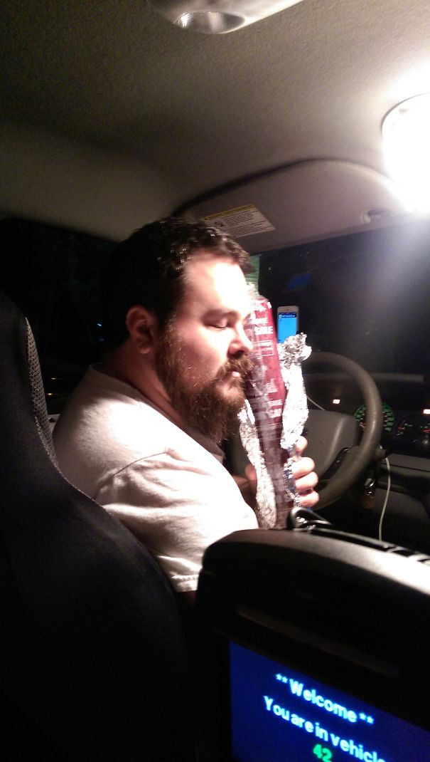 We Asked Our Cab Driver What The Best Tip He Ever Got Was. Turns Out He Had Received That Tip Earlier Tonight!