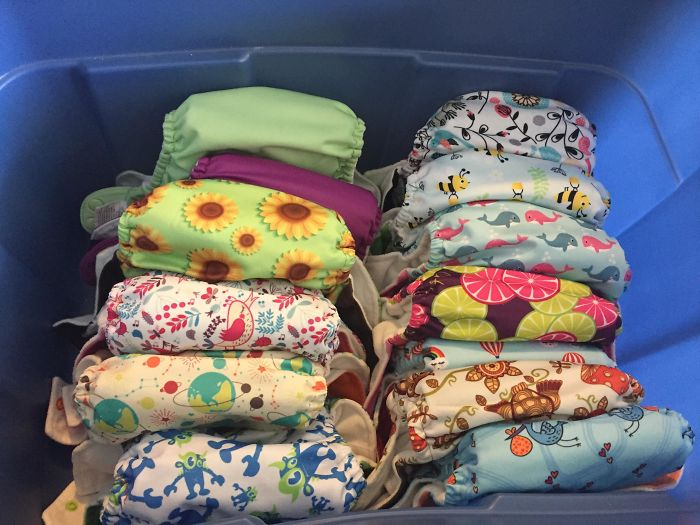 Cloth Diapering Was One Of The Best Choice We've Made! Plus I Got 90% Of Them Second-Hand - Double Win