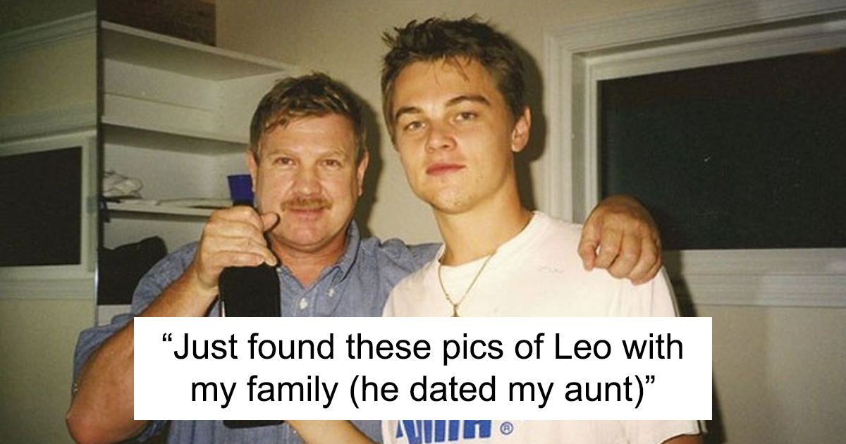 31 Times People Realized They Knew Or Dated Celebrities When It Was Already Too Late