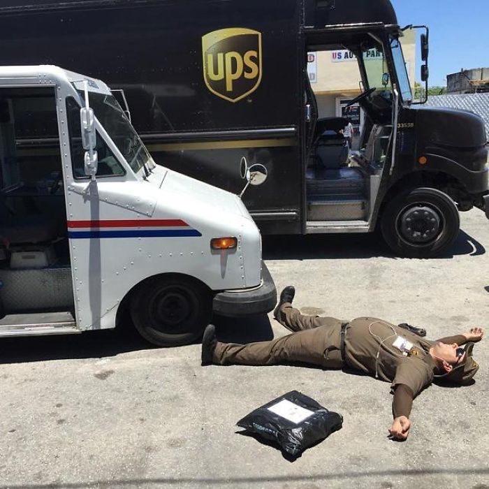 50 Times Delivery Drivers Surprised People So Much They