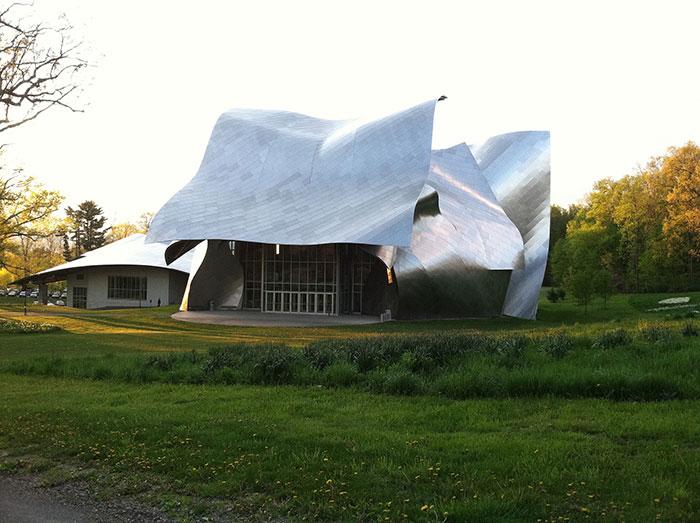 Richard B. Fisher Center, Annandale-On-Hudson, New York