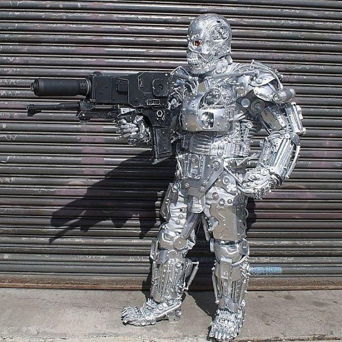 The Brooklyn Terminator Bt-800