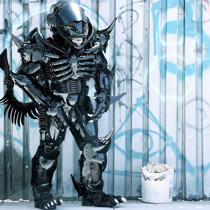 The Brooklyn Alien
