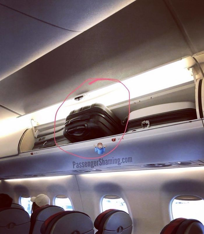 Because Flight Attendants Have Super Powers And Just Leave It For Someone Else To Deal With