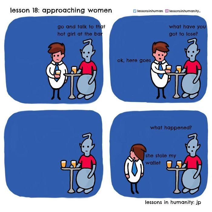 Approaching Women