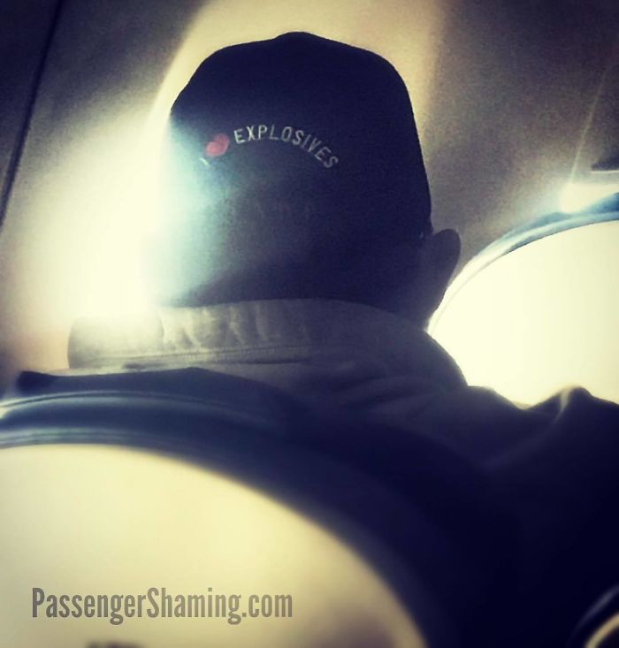Solid Air Travel Hat Choice