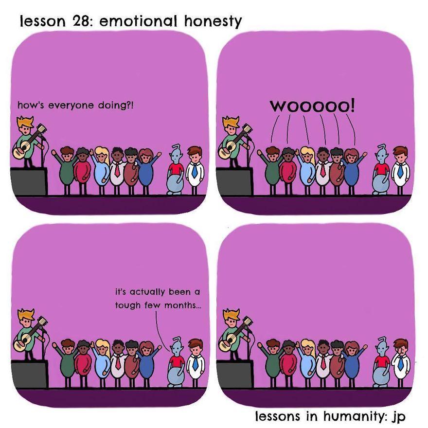 Emotional Honesty