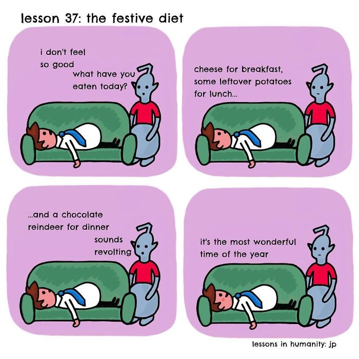 The Festive Diet