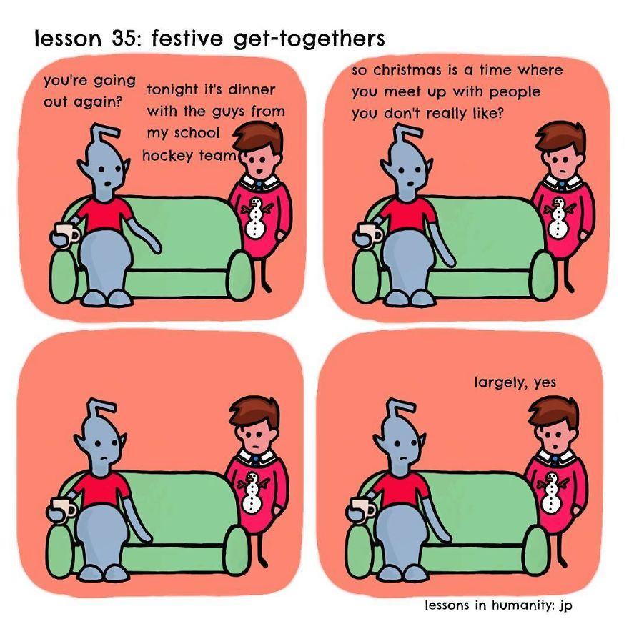 Festive Get-Togethers