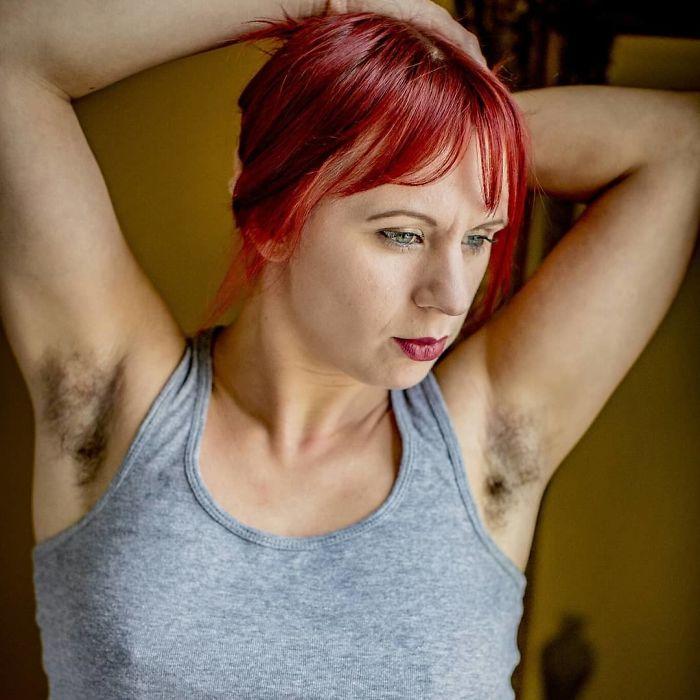 Natural Body Hair