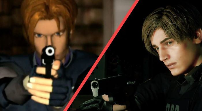Capcom Releases A 'Resident Evil 2' Remake, And The Differences Between The 1998 And The 2019 Version Are Astonishing