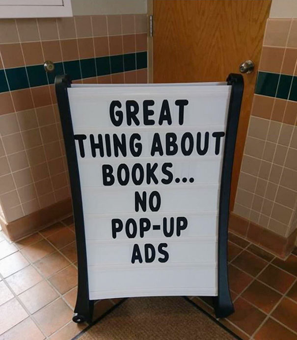 Found In Buffalo Library. It's True Tho... #adfree