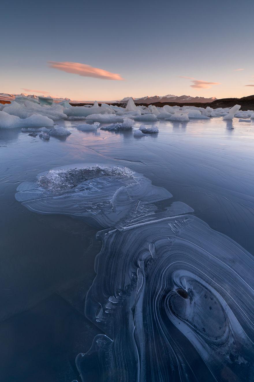 Fjallsárlón, Iceland