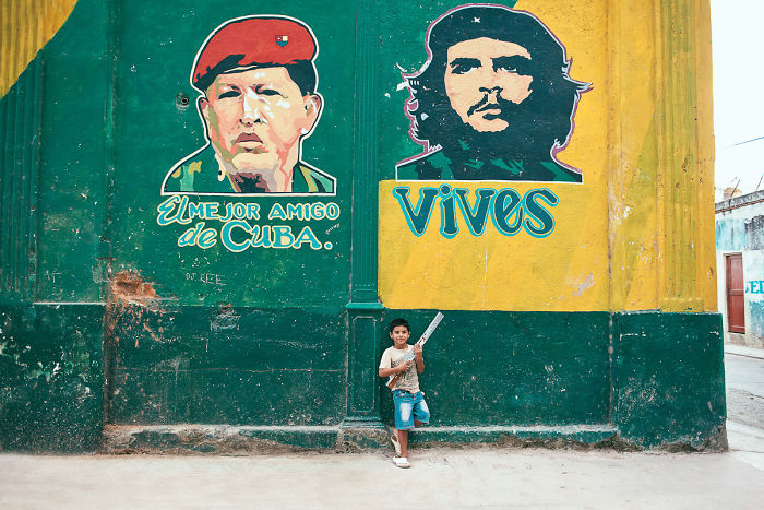 Colorful Streets Photography Of Havana In Cuba