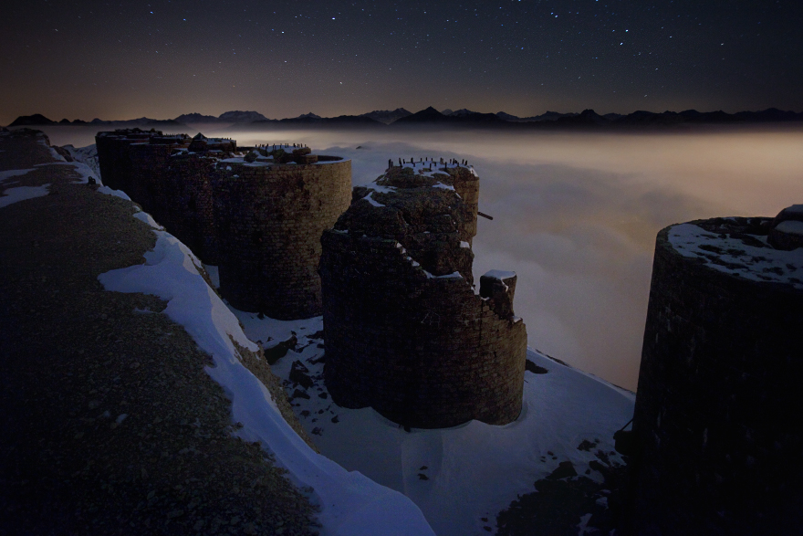 Fort Of The Clouds