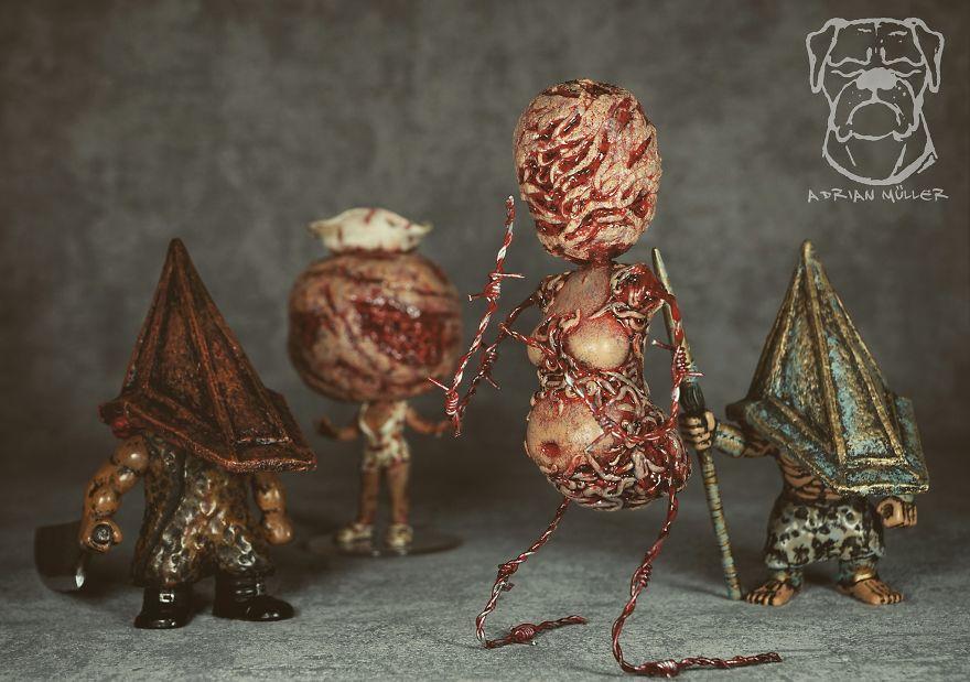 Handicraft By Adrian Müller