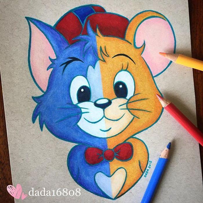 Baby Tom & Jerry
