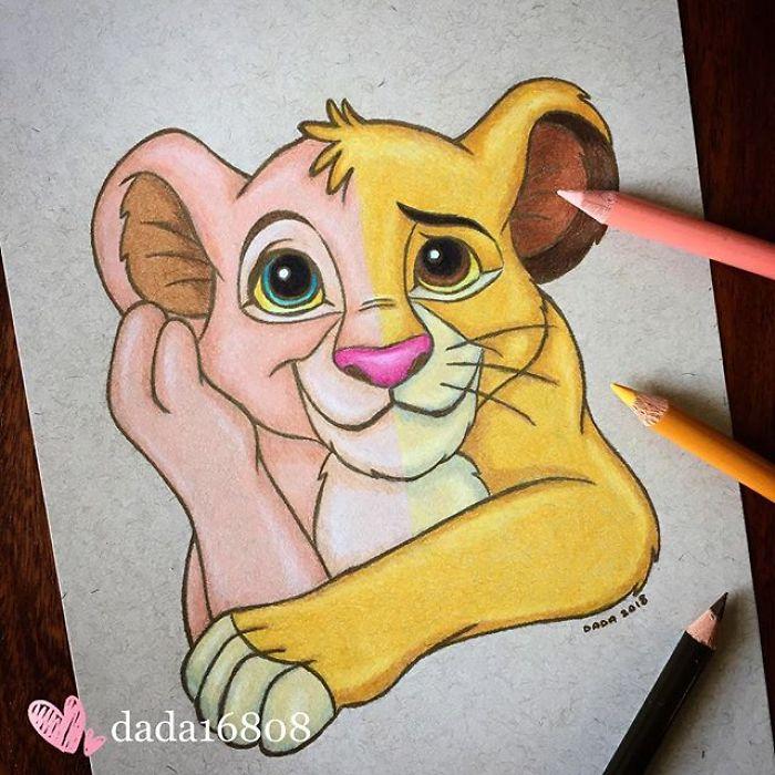 Nala & Simba
