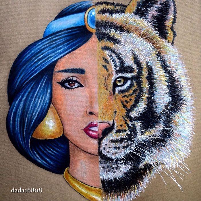Jasmine & Rajah