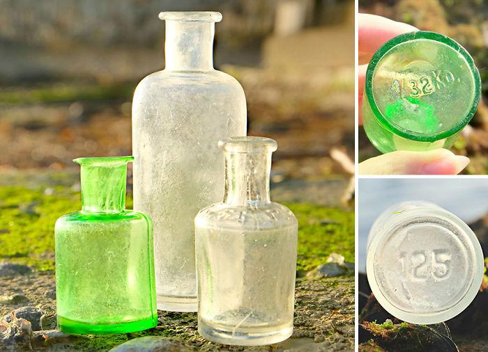 Old Pharmacy Bottles