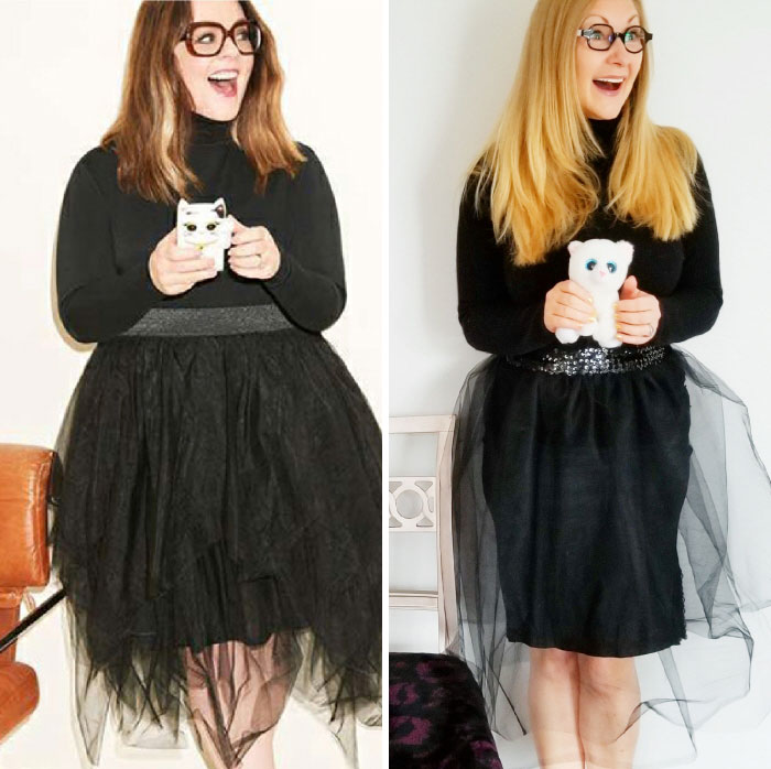 Melissa Mccarthy. Total Outfit Cost: $2