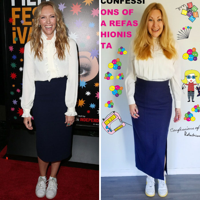 Toni Collette. Total Outfit Cost: $1