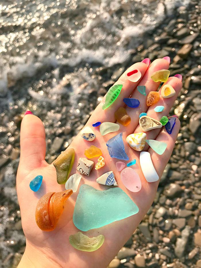 More Sea Shells!