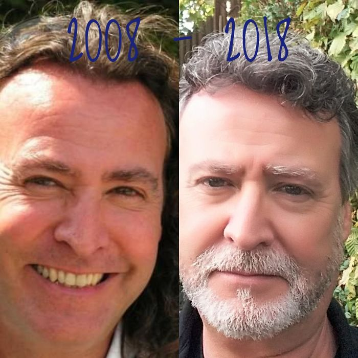 #10 Year Challenge