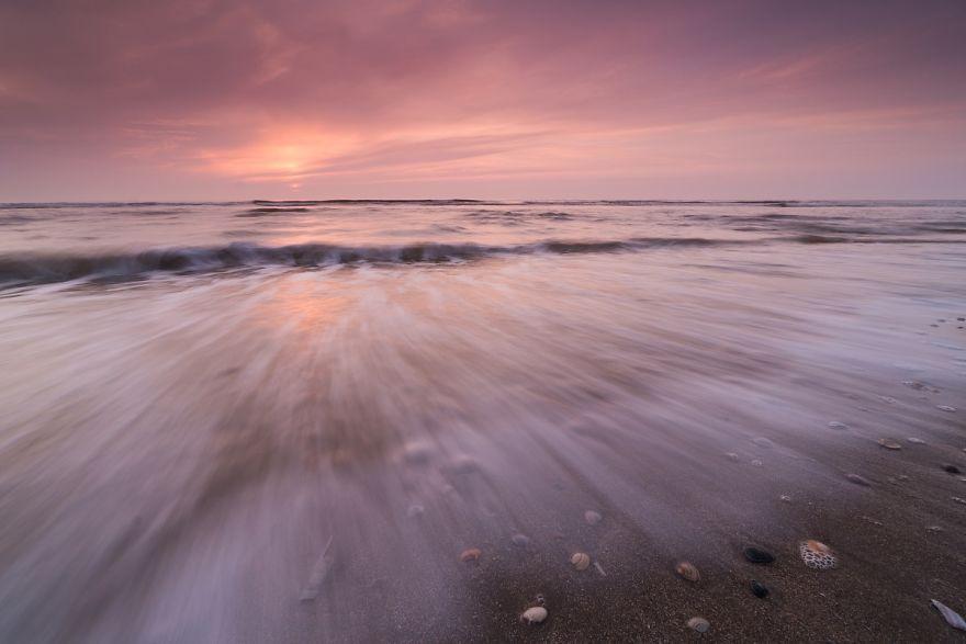 The Beach In Zandvoort