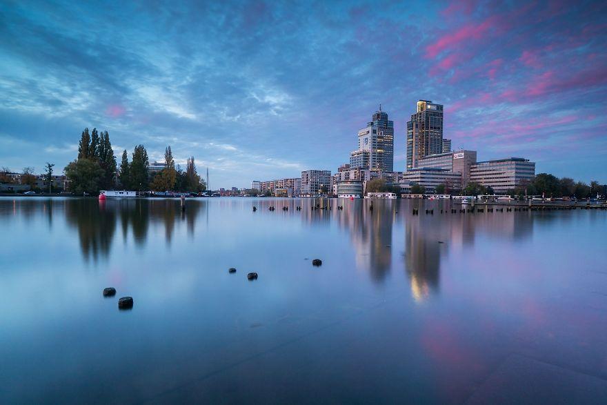 Twilight In Amsterdam