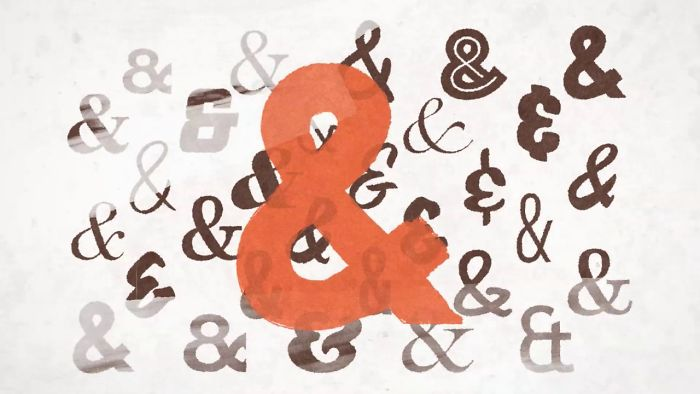 A&w Fights For Your Right To Ampersand