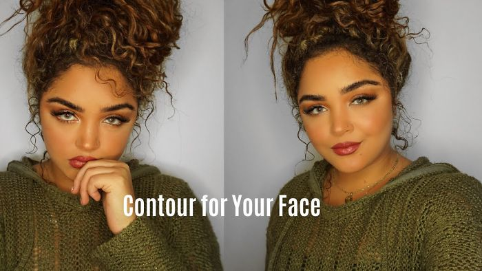 How To Contour To Fit Your Face Shape