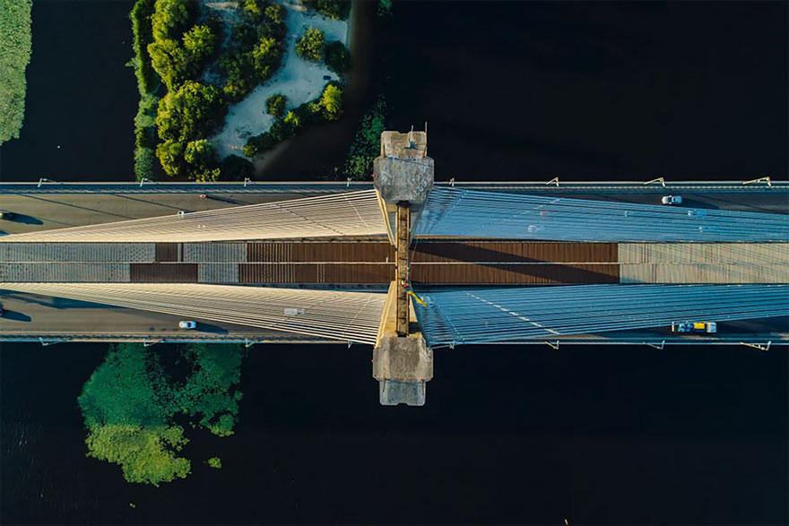A New Bridge In Ukraine By Maxwebb