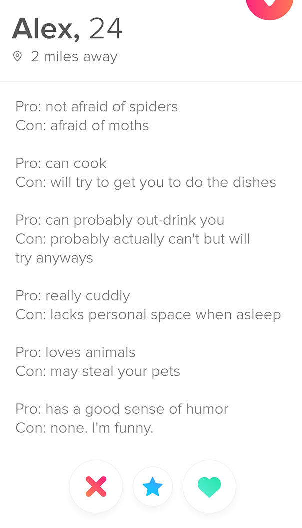 Funny quotes for dating profile