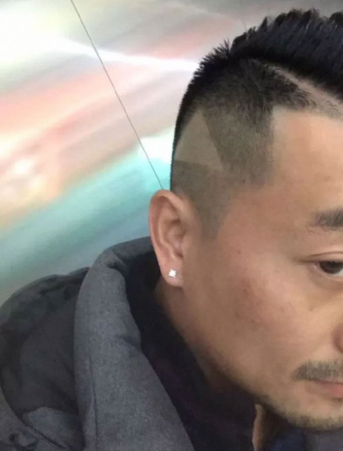 Lelaki Ini Menjadi Player Akibat Contoh Style Rambut Yang Di Pause