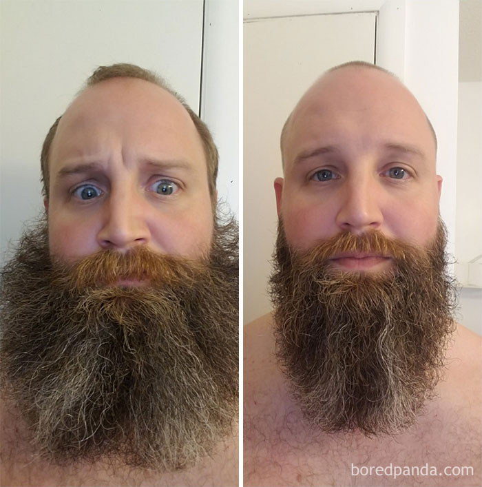 Before And After? I Got This