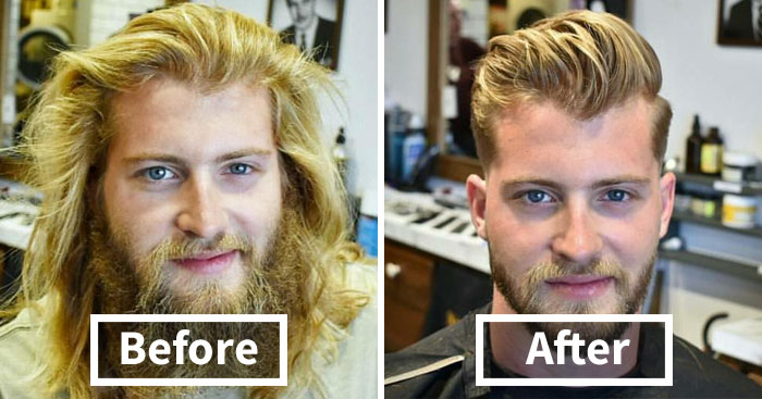 50 Amazing Transformations That Show The Difference Between A Well Maintained Beard Vs. Neglected One