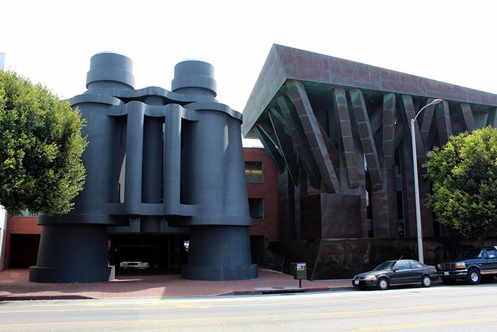 Binoculars Building, Venice, Los Angeles, California