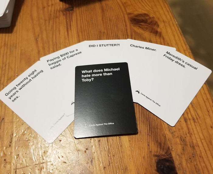 Someone Created A New Cards Against Humanity Version And