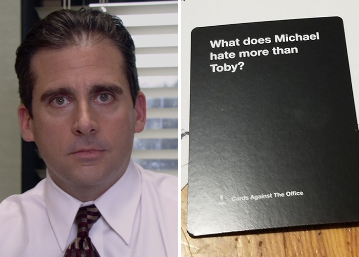 Someone Created A New Cards Against Humanity Version And Fans Of The Office Will Be Happy