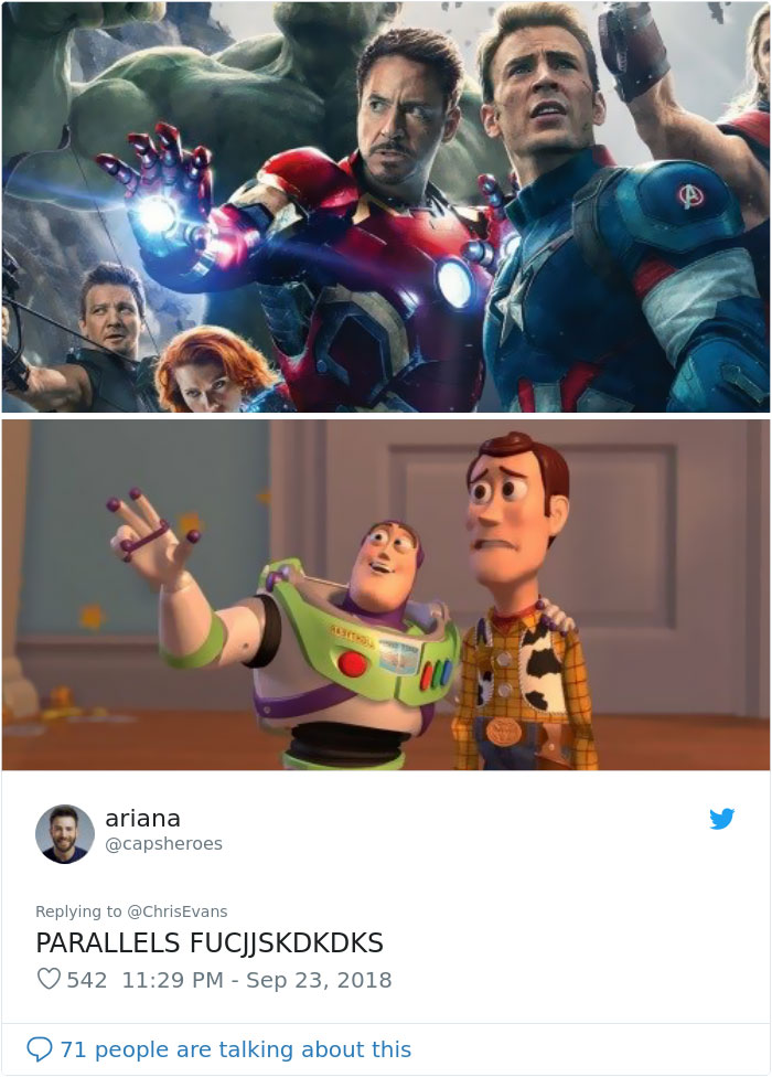 Chris Evans Robert Downey Jr Disney